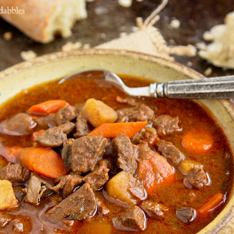 Slow Cooker Hungarian Goulash