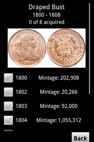 US Half Cents