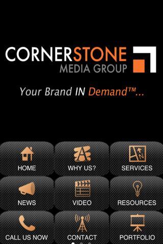 Cornerstone Media Group