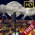 The real thunderstorm Chicago APK for Ubuntu