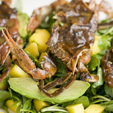 Soft-Shell Crabs on the Grill