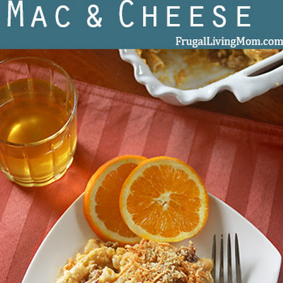 Breakfast Macaroni and Cheese