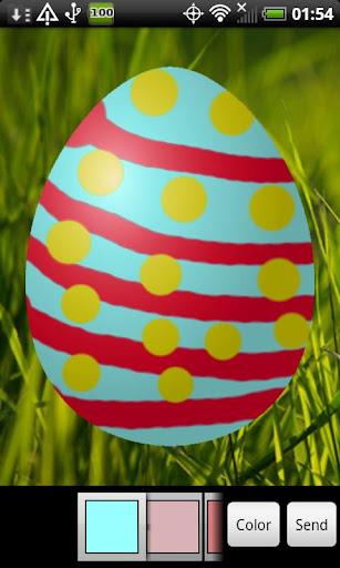 復活節彩蛋塗料