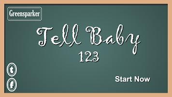 Screenshot of Tell Baby 123