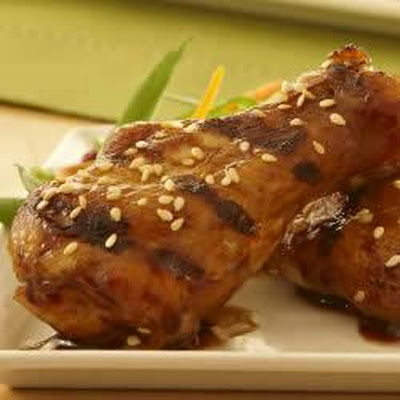 Lawry's® Teriyaki Glazed Chicken Wings