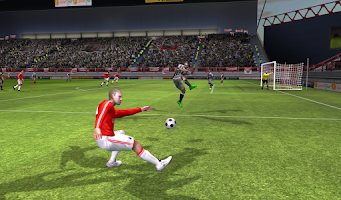 Screenshot of Dream League Soccer