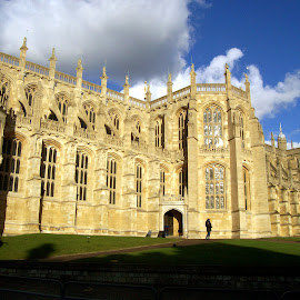 St George Chapel  by Dražen Komadina - Buildings & Architecture Places of Worship ( windsor castle., st george chapel )
