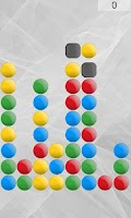 Screenshot of Colored Dots