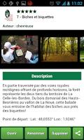 Screenshot of SityTrail France
