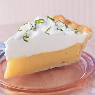 Orange Icebox Pie Recipes