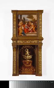 RIJKS: Johannes Voorhout (I): painting 1710