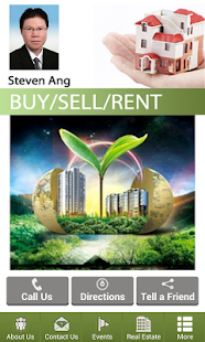 Steven Real Estate - screenshot