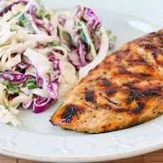 Rosemary Mustard Grilled Chicken