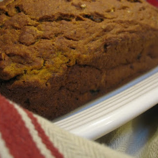 Missing Fall-Not Fat Pumpkin Bread