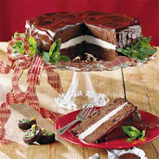 Chocolate-Mint Cake