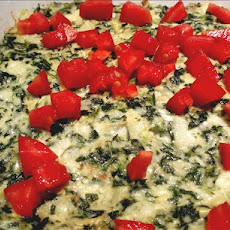 Spinach & Artichoke Dip - Lower Fat