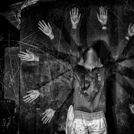 hand angel by Wahyudi Syahrir - Digital Art People