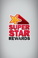 Screenshot of Super Star® Rewards