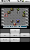 Screenshot of Gurk, the 8-bit RPG