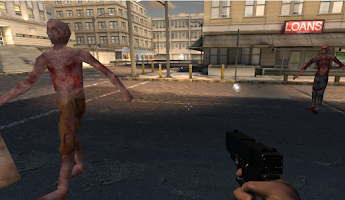 Screenshot of !Zombie : smash Shooting : 3D