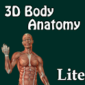 3D Body Anatomy Doctor LITE icon