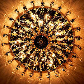 Ceiling Irises by Chris Reyes - Artistic Objects Furniture (  )
