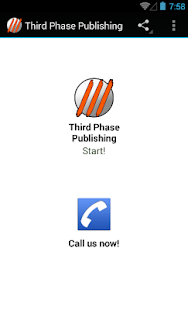 Third Phase Publishing - screenshot