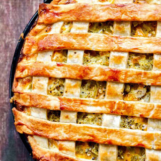 Chicken Potato Pie Recipes