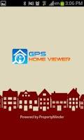 Screenshot of GPS Home Viewer