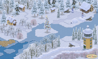 Screenshot of Inner Garden: Winter Garden