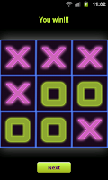 Screenshot of Tic Tac Toe - Free Live Game!