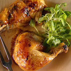 Roasted Lemon-Herb Chicken