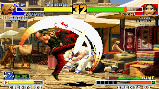 THE KING OF FIGHTERS 98 - screenshot