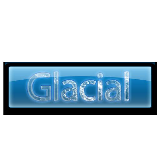 GO Launcher Ex Glacial Theme LOGO-APP點子