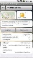 Screenshot of Skisporet
