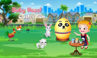 Screenshot of Baby Hazel Easter Fun