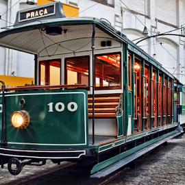 Tram 100 by Antonio Amen - Transportation Other ( tram )