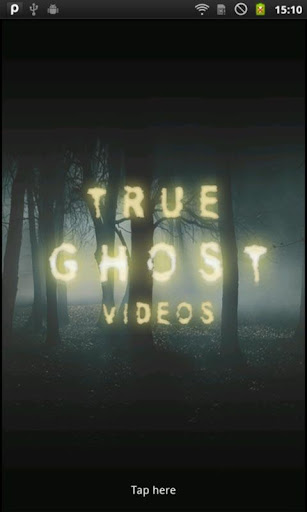 true-ghost-videos for android screenshot