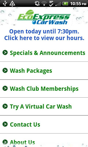 Eco Express Car Wash
