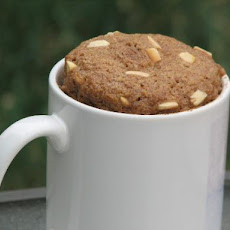 One Minute Flax Muffin - Low Carb