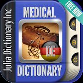 Medical Terms Dictionary DE APK for Blackberry