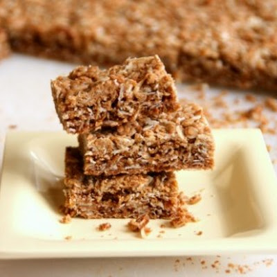 Crunchy Granola Bars (Better than Nature Valley)