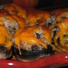 Shrimp Stuffed Mushrooms