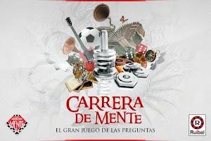 Screenshot of Carrera de Mente
