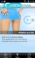 Screenshot of PlayCoach FitnessButt Workouts