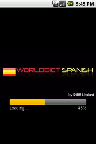 WorldDict Spanish Free