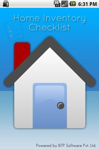 Home Inventory Checklist Lite