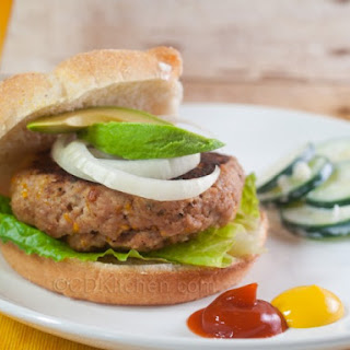 Turkey Brew Burgers