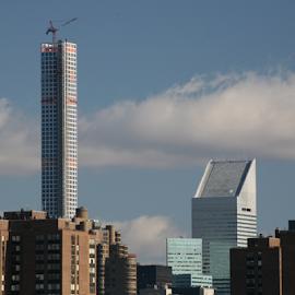 New York's latest scraper by Alec Halstead - City,  Street & Park  Skylines