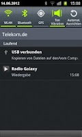 Screenshot of Radio Galaxy
